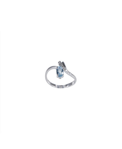anello acquamarina e diamanti anam5.