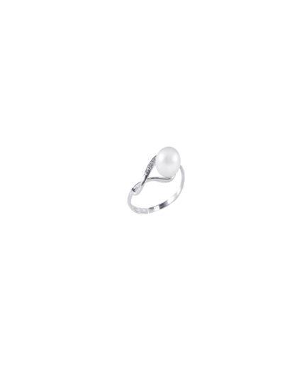 anello perle e diamanti an 107-111..