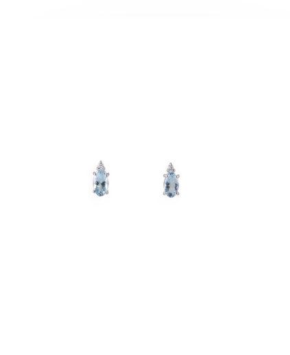 orecchini acquamarina e diamanti oram2
