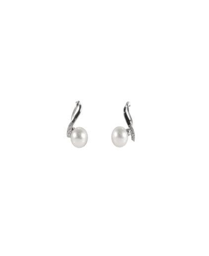 orecchini perle e diamanti or 109