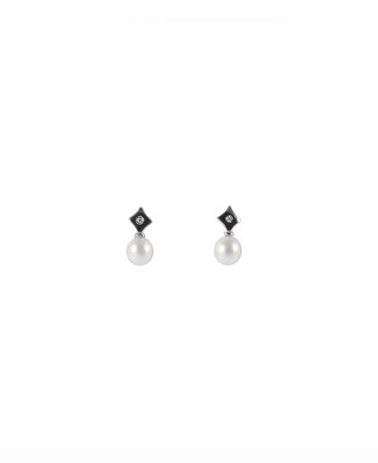 orecchini perle e diamanti or 151
