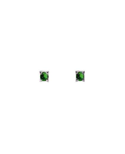 orecchini puntoluce smeraldii ors002