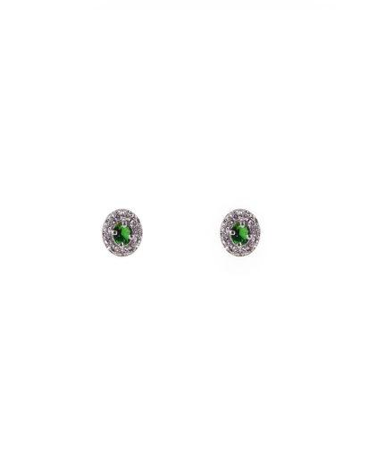 orecchini smeraldi e diamanti  orf01s-02-03