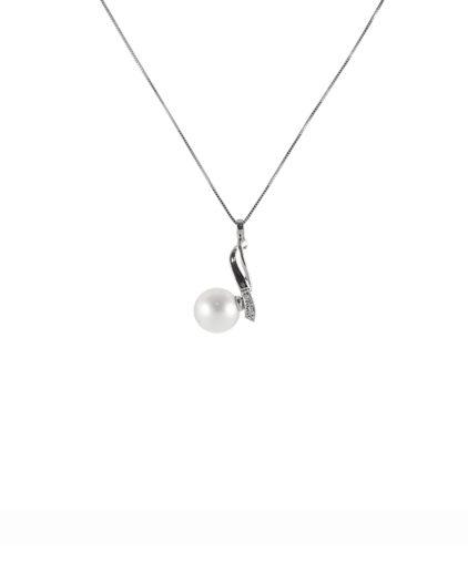 pe109 pendente perle e diamanti