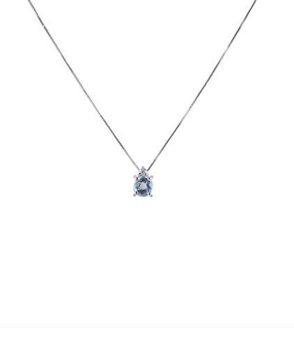 peam3 pendente acquamarina e diamanti