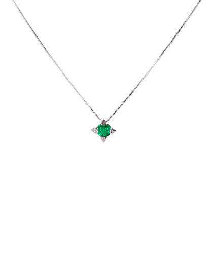 pendente puntoluce smeraldo pls001