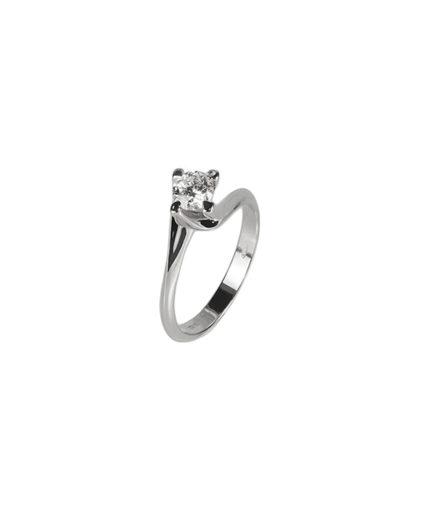 anello solitario valentino diamanti sl001