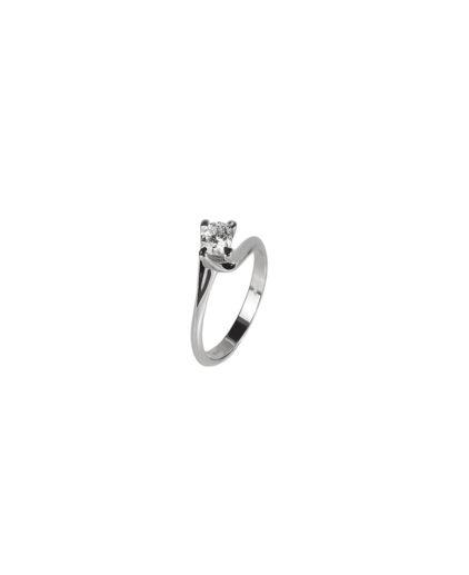 anello solitario valentino diamanti sl001.