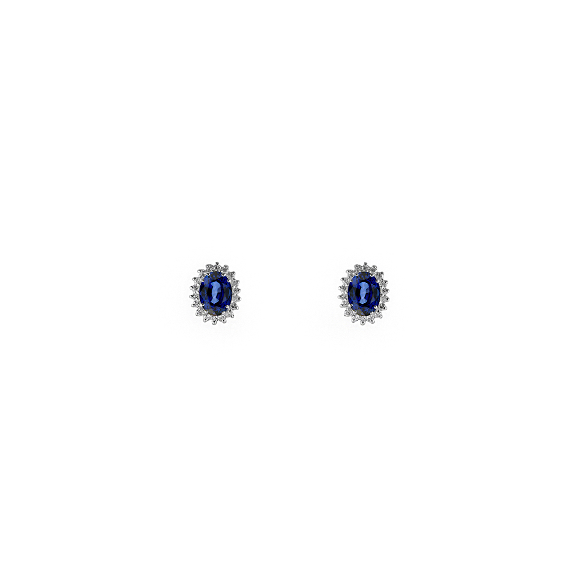 orecchini zaffiri e diamanti  orz010-011