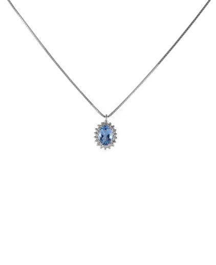 pendente acquamarina e diamanti peam10-11