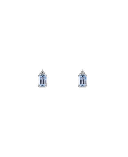 orecchini acquamarina e diamanti oram8