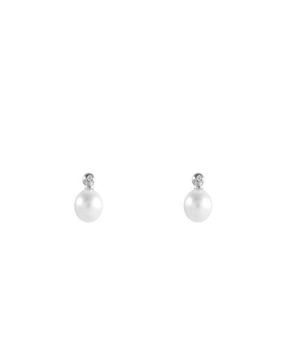 orecchini perle e diamanti or 147