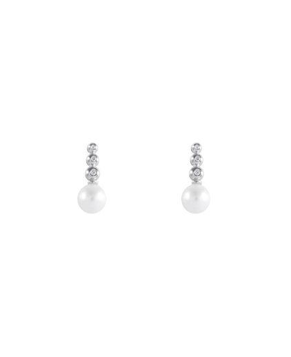 orecchini perle e diamanti or 149